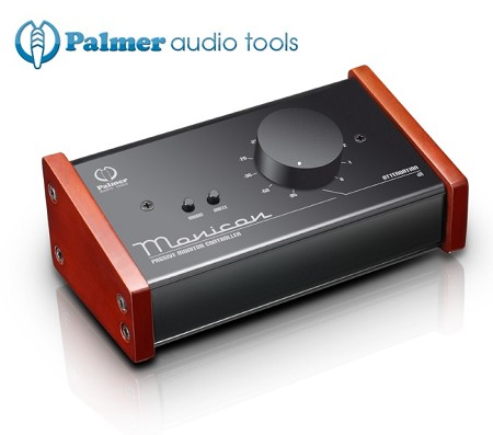 שלט ווליום Palmer Audio Monicon